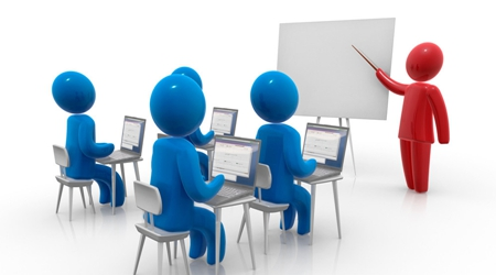 网络营销培训通知