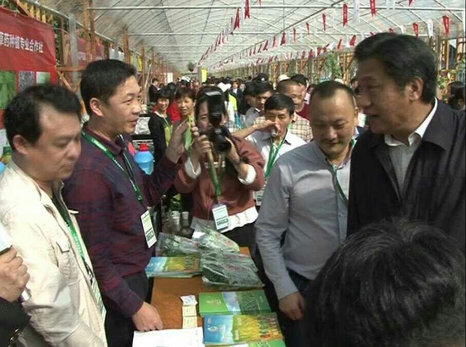 广东种博会《人人丰收 》产品最受关注