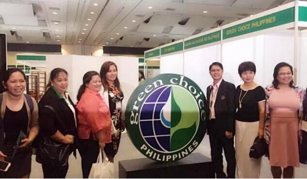 菲律宾第一夫人对恒固产品产生浓厚兴趣